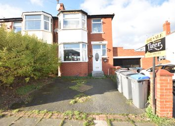 3 bed semi-detached house for sale in Dryburgh Avenue, Blackpool, Lancashire FY3