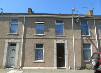Thumbnail 3 bedroom terraced house for sale in George Street, Llanelli