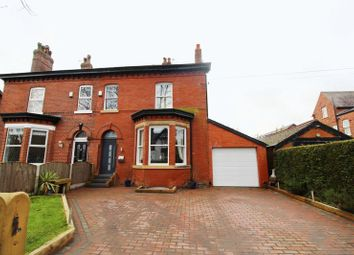 Thumbnail 5 bedroom semi-detached house for sale in Bowden Road, Swinton, Manchester