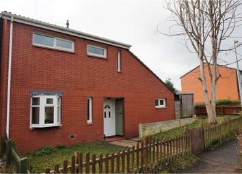 Thumbnail 4 bed end terrace house for sale in Bournemouth Close, Runcorn