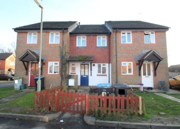 Thumbnail 2 bed terraced house to rent in Heather Walk, Smallfield, Horley