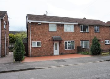 Thumbnail 3 bedroom semi-detached house for sale in Carson Road, Chaddesden