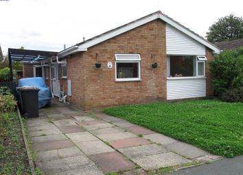 Thumbnail 4 bed bungalow to rent in Sharnbrook Drive, Crewe