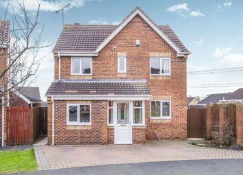 Thumbnail 4 bed detached house for sale in Dickens Drive, Castleford