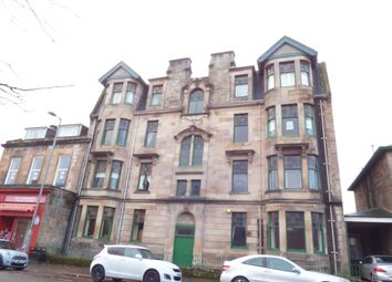 Thumbnail 3 bed flat for sale in Finnart Street, Greenock