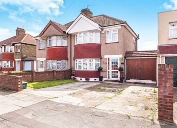 Thumbnail 3 bed semi-detached house to rent in Okehampton Crescent, Welling