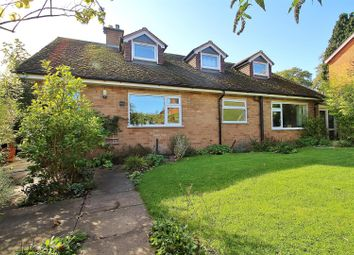 Thumbnail 3 bed detached bungalow for sale in Wellsic Lane, Rothley, Leicester