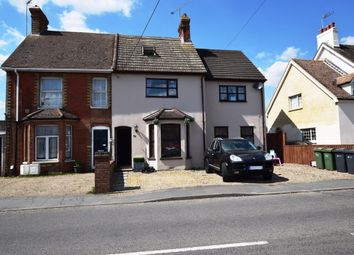 Thumbnail 4 bed semi-detached house for sale in Ash Church Road, Ash, Surrey