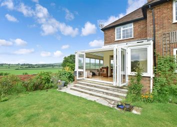 Thumbnail 4 bed detached house for sale in Tumbledown Hill, Westwell, Ashford, Kent
