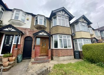 Thumbnail 3 bed terraced house to rent in Crawley Green Road, Luton