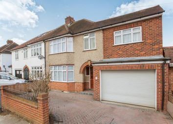 Thumbnail 5 bedroom semi-detached house for sale in Gloucester Avenue, Chelmsford