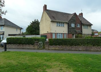 Thumbnail 3 bedroom semi-detached house for sale in York Street, Wolverhampton