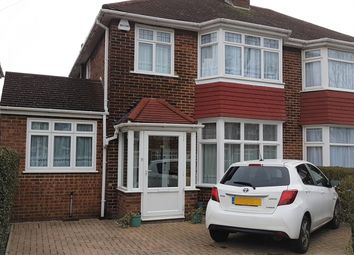 Thumbnail 3 bed semi-detached house for sale in North Way, London