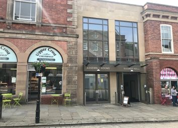 Office to let in Market Place, Chesterfield S40