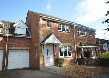 Thumbnail 3 bedroom semi-detached house for sale in Half Mile Road, Norwich