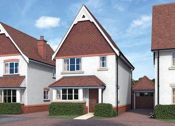 "Thumbnail 3 bedroom property for sale in ""The Vine"" at Wheeler Avenue, Wokingham"