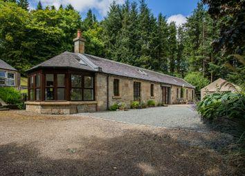 Thumbnail 3 bed cottage for sale in Hillside Cottage, Johnshill, Lochwinnoch