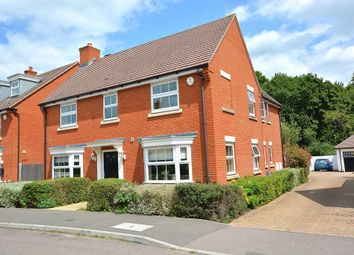 Thumbnail 4 bedroom detached house for sale in Dunmow Road, Little Canfield, Dunmow
