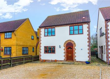 Thumbnail 4 bed detached house for sale in Mereside, Soham, Ely