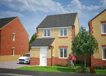 Thumbnail 3 bed detached house for sale in Woodhorn Lane, Ashington, Northumberland