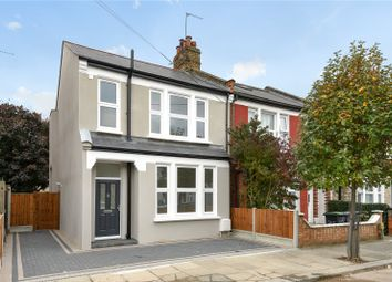 Thumbnail 3 bed end terrace house for sale in Brampton Road, Harringay, London