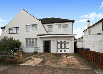 Thumbnail Semi-detached house for sale in Carlton Avenue East, Wembley