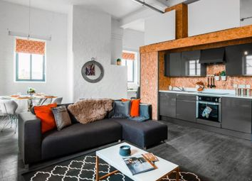 Thumbnail 1 bed flat for sale in Park Road, Toxteth, Liverpool