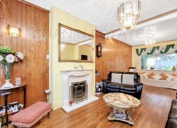 Thumbnail 3 bed semi-detached house for sale in Stevenage Road, East Ham, London