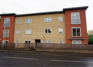 Thumbnail 2 bed flat for sale in Appleton Way, Hornchurch