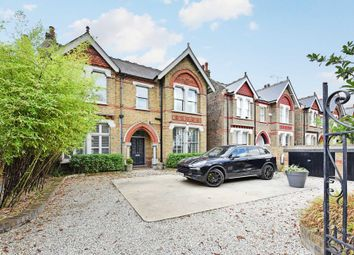 Thumbnail 5 bed detached house to rent in Ripley Villas, Castlebar Road, London