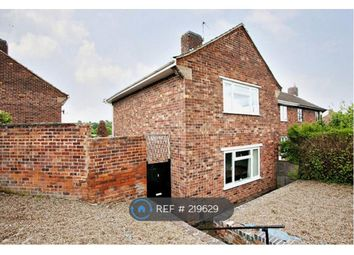 Thumbnail 2 bed semi-detached house to rent in Windsor Crescent, Ilkeston
