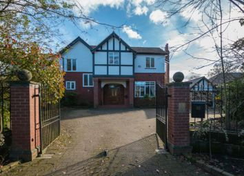 Thumbnail 4 bed semi-detached house for sale in Harrop Road, Hale, Altrincham