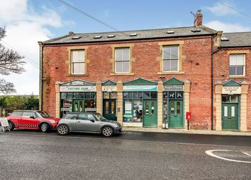 Thumbnail 2 bed flat to rent in Church Road, Backworth, Newcastle Upon Tyne