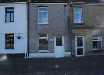Thumbnail 2 bed terraced house to rent in Orchard Street, Pontardawe, Swansea.