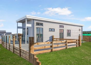 Thumbnail 3 bedroom mobile/park home for sale in Holywell Bay, Newquay