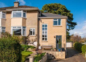 Thumbnail 4 bed semi-detached house for sale in Eagle Road, Batheaston, Bath