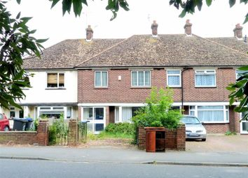 Thumbnail 3 bed terraced house for sale in Northdown Hill, Broadstairs, Kent