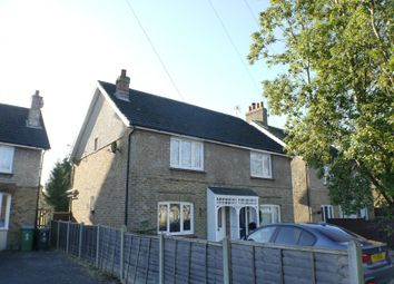 Thumbnail 2 bed semi-detached house to rent in Hillview Cottages, Nyton Road, Westergate, Chichester