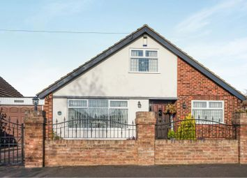 Thumbnail 3 bed detached house for sale in The Crescent, Holton Le Clay, Grimsby