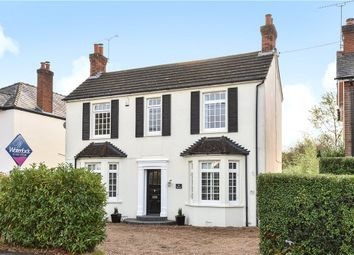 Thumbnail 4 bed detached house for sale in Ambleside Road, Lightwater, Surrey