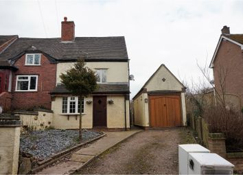 Thumbnail 2 bed semi-detached house to rent in Main Road, Atherstone