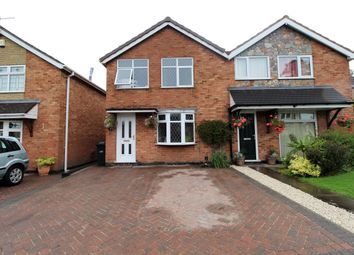 Thumbnail 3 bed semi-detached house for sale in Plants Hollow, Brierley Hill