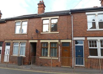 Thumbnail 3 bed terraced house to rent in Queens Road, Loughborough