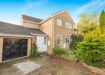 Thumbnail 4 bedroom detached house for sale in Mulcaster Avenue, Grange Park, Swindon, Wiltshire