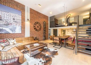 Thumbnail 2 bed flat for sale in Northbourne Road, Clapham, London
