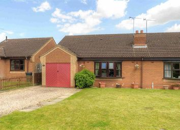 Thumbnail 2 bed bungalow for sale in Badger Way, Broughton, Brigg