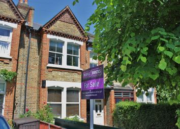 Thumbnail 2 bed flat for sale in Adamsrill Road, London