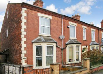 Thumbnail 2 bed terraced house for sale in Harlaxton Road, Grantham