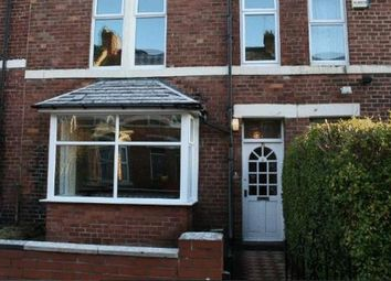 Thumbnail 3 bed town house to rent in Kingsley Place, Heaton, Newcastle Upon Tyne