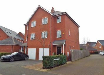 Thumbnail 4 bedroom semi-detached house for sale in Abbey Park Way, Weston, Crewe, Cheshire
